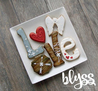 Cookie Cutter Blyss L V E by TMP