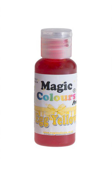 Magic Colours Pro Gel Color 32g - Egg Yellow