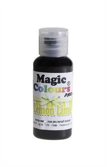 Magic Colours Pro Gel Color 32g - Lemon Lime