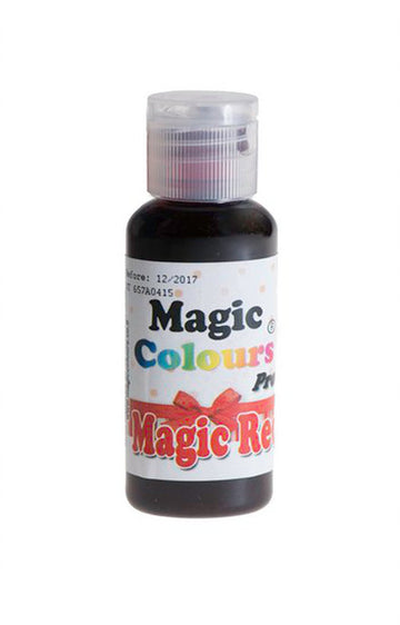 Magic Colours Pro Gel Color 32g - Magic Red