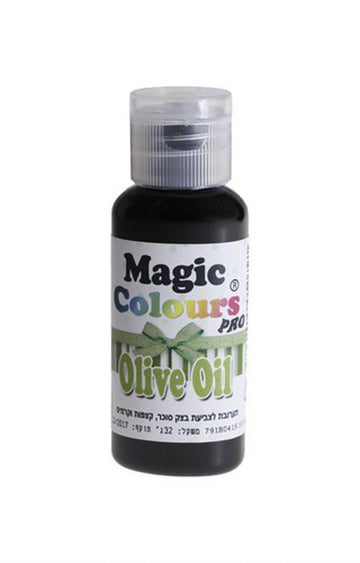 Magic Colours Pro Gel Color 32g - Olive Oil