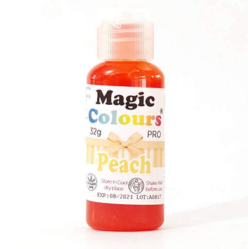 Magic Colours Pro Gel Color 32g - Peach