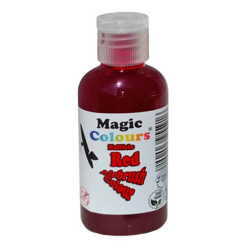 Magic Colours Airbrush Color 55 ml - Red