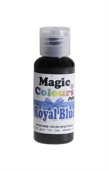 Magic Colours Pro Gel Color 32g - Royal Blue