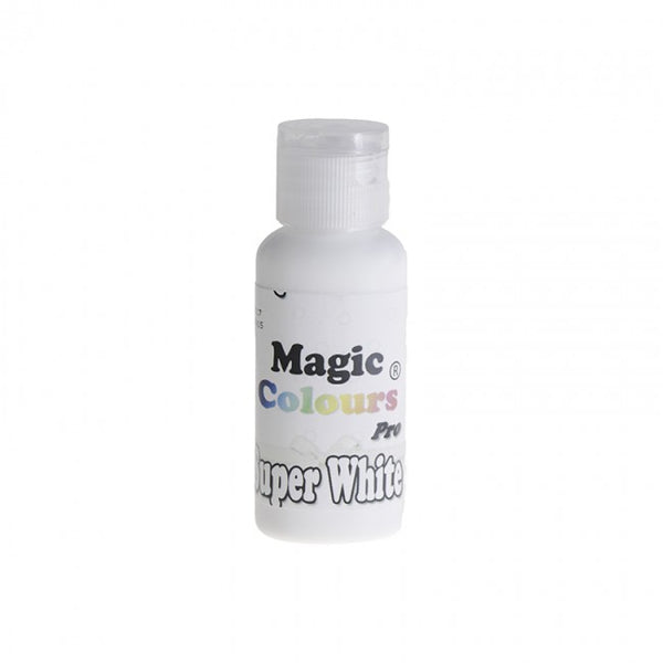 Magic Colours Pro Gel Color 32g - Super White