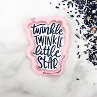 Twinkle Twinkle Little Star Stencil Cutter Combo By Killer Zebras