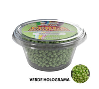 "Glitter Pearls ""Perlas Diamantadas"" 100 gm - Hologram Green"