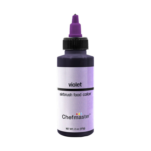 Violet Chefmaster Airbrush Color