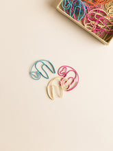 Sloth Paper Clips, Set of 30