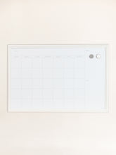 "Farmhouse Dry Erase Calendar Board, 20"" x 30"""