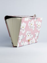 Bold Floral 13 Pocket Expandable File, Pink