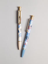 Floral Grey Monterey Ballpoint Pens, Set of 2