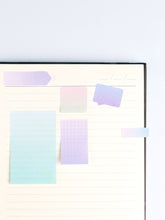 Ombré Planner Sticky Notes