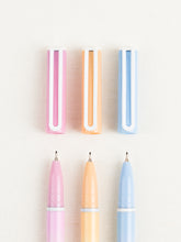 Pastel Ombré Catalina Felt Tip Pen, Set of 3