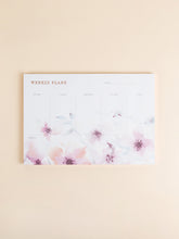 Watercolor Desktop Weekly Pad