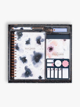 """Plan Ahead"" Floral Daily Planner Kit"