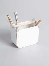Arc Pencil Cup, White