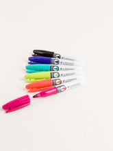 Mini Dry Erase Markers, Set of 6
