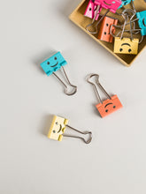 Happy Medium Binder Clips, Set of 10