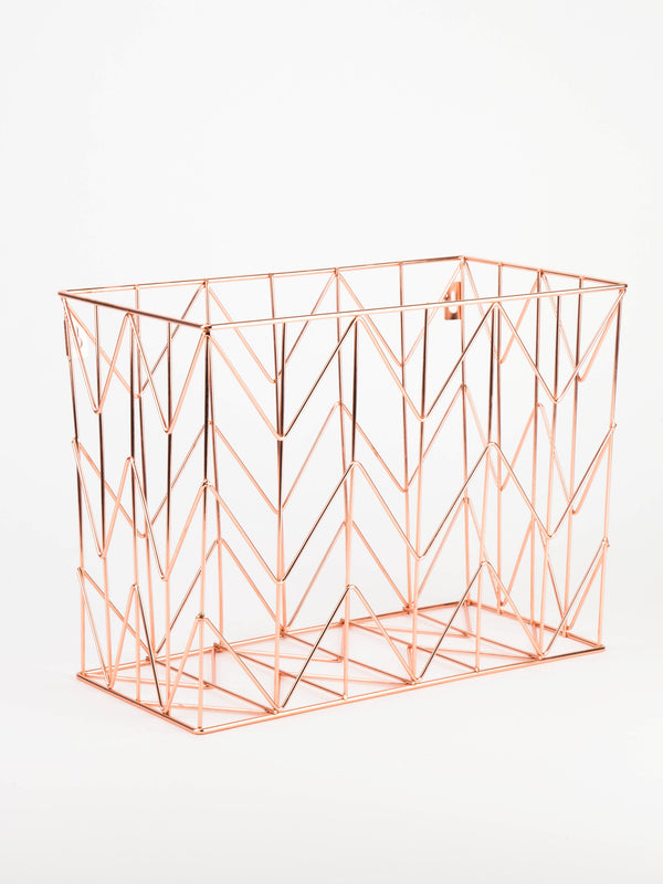 Classic Wire File Basket