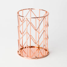 Classic Wire Pencil Cup