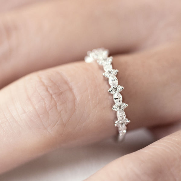 Diamond Petal Band
