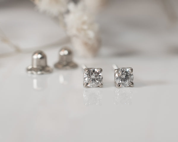 Diamond Studs for Baby 3mm