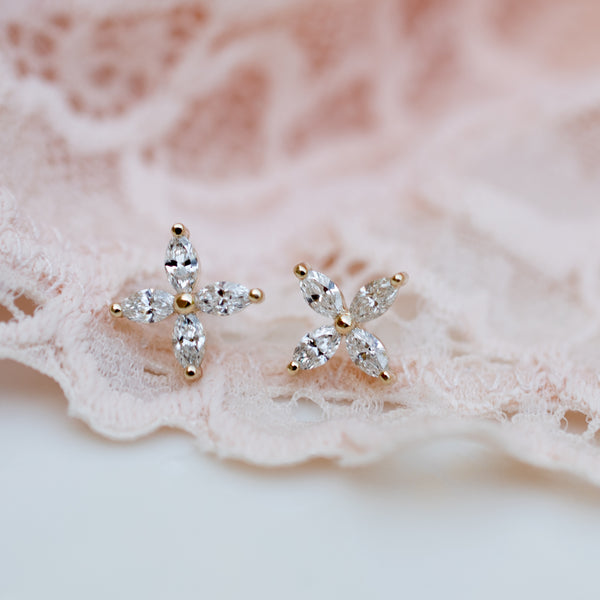tiffany victoria earrings, marquise diamond earrings, marquise cluster earrings, victoria earrings