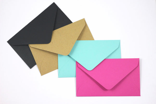 10 Mini Envelopes
