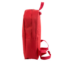 Acembly Red Bag, side view