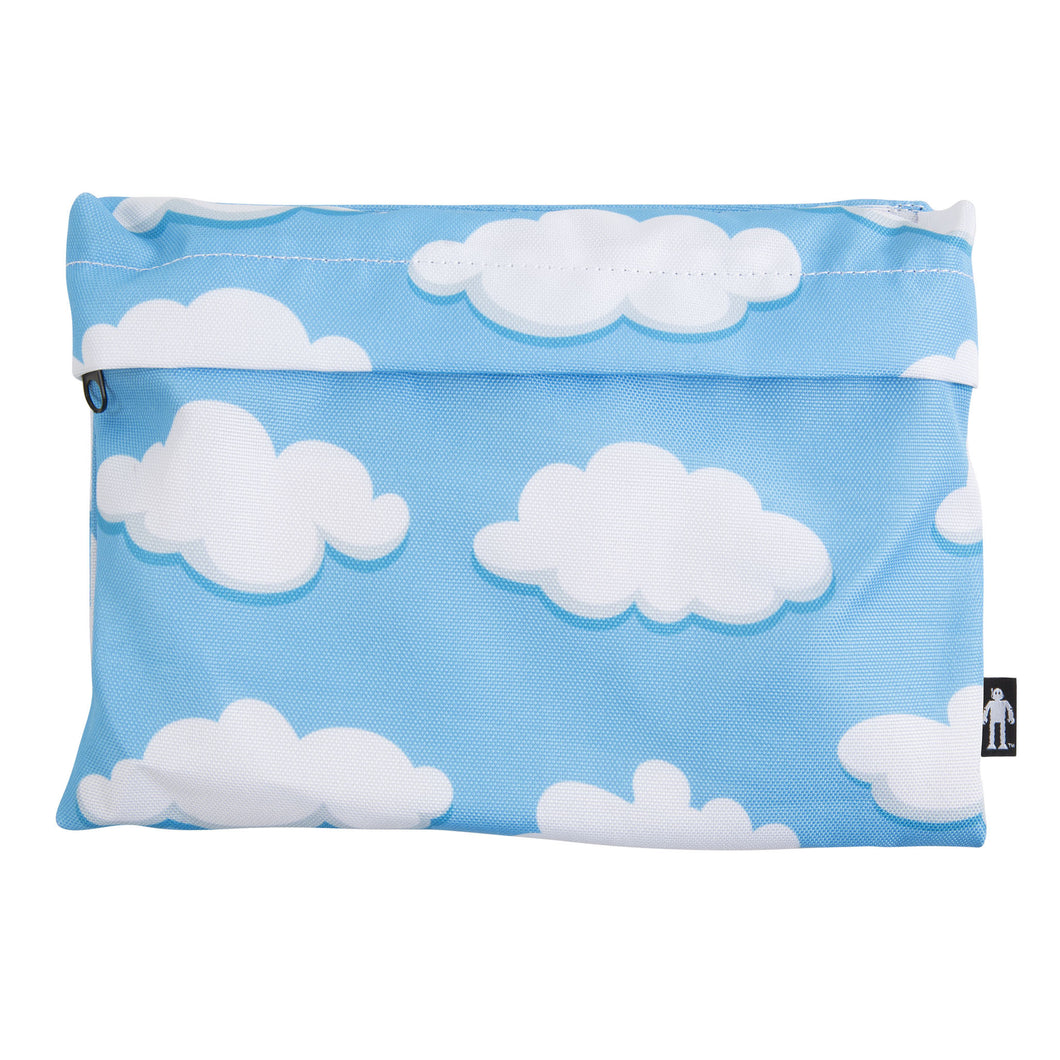 Acembly Cloud Pouch, front view