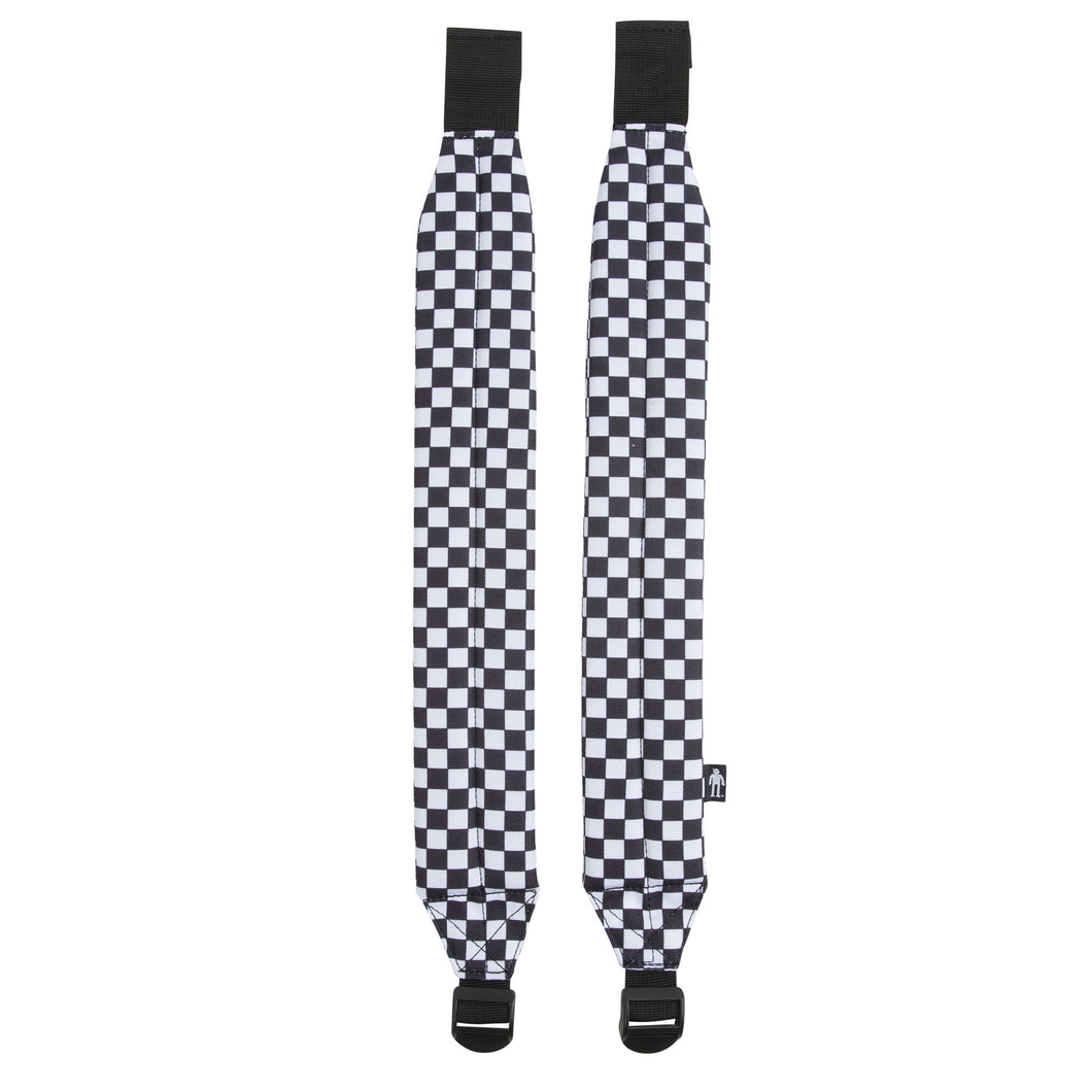 Acembly Checkered Straps, front view