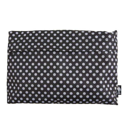 Acembly Polka Dot Pouch, front view