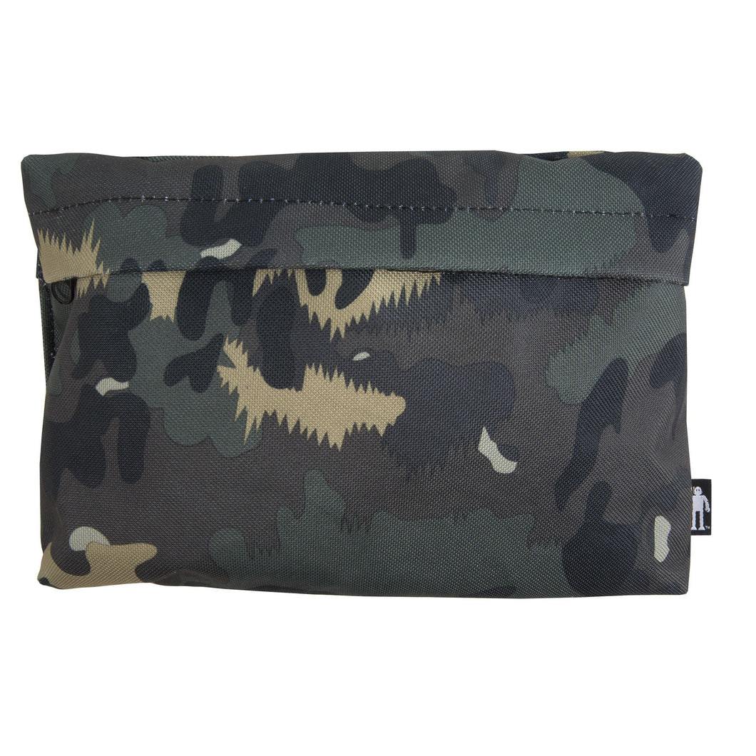 Acembly Camo Pouch, front view