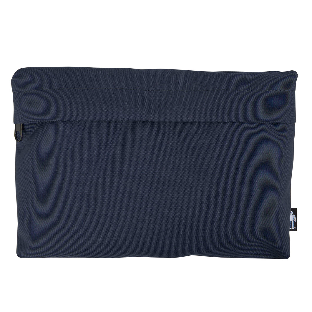 Acembly Navy Pouch, front view