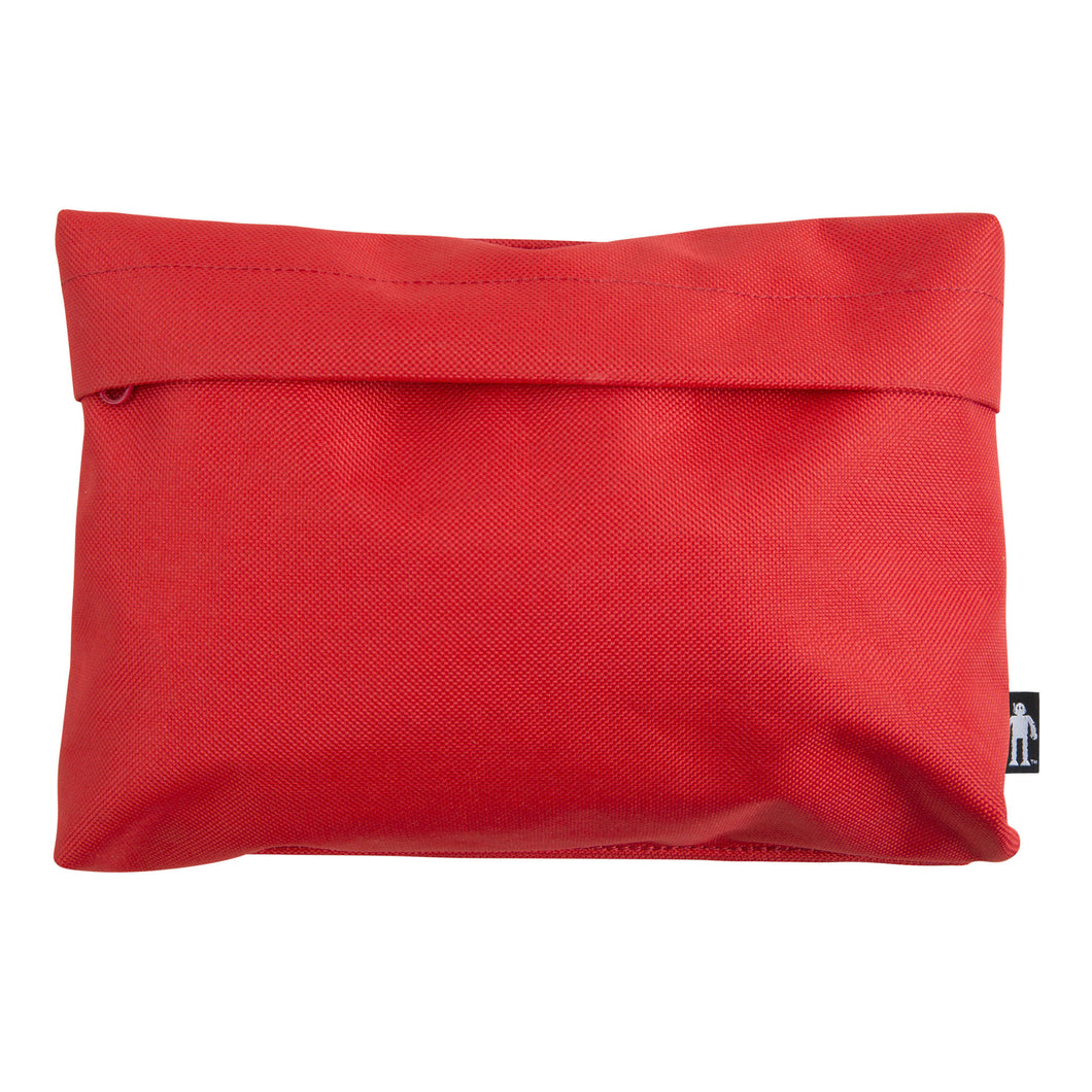 Acembly Red Pouch, front view