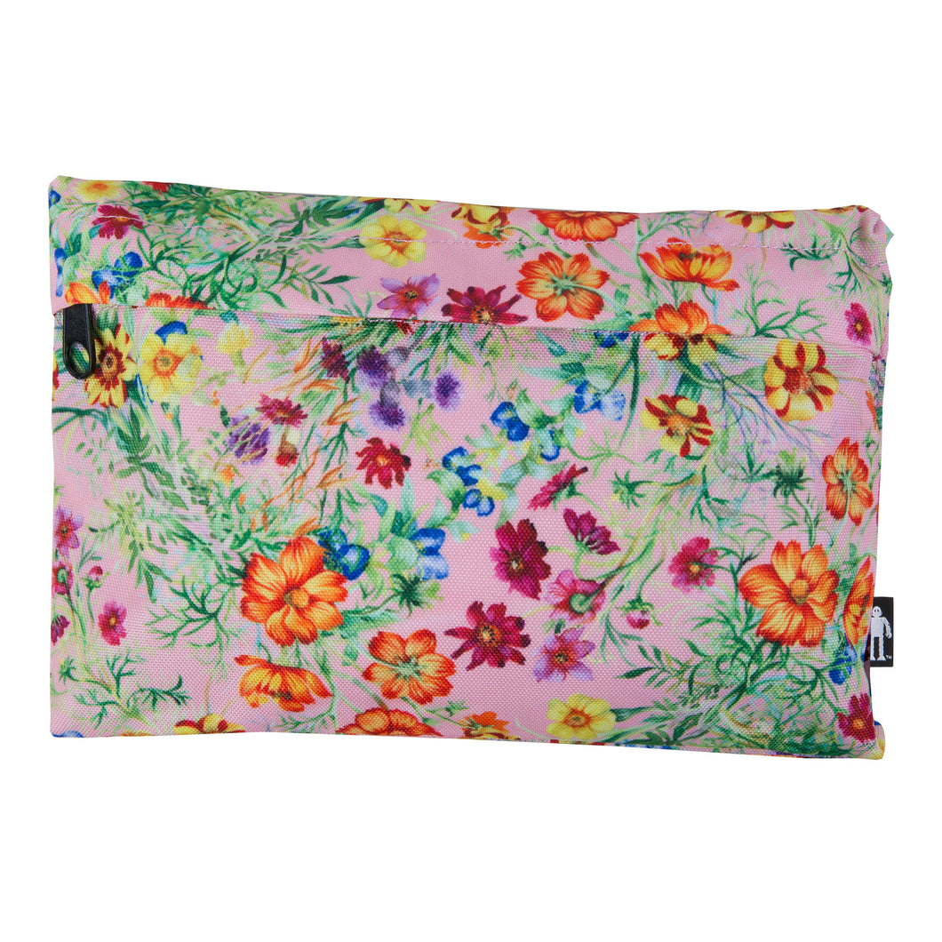 Acembly Wild Flower Pouch, front view
