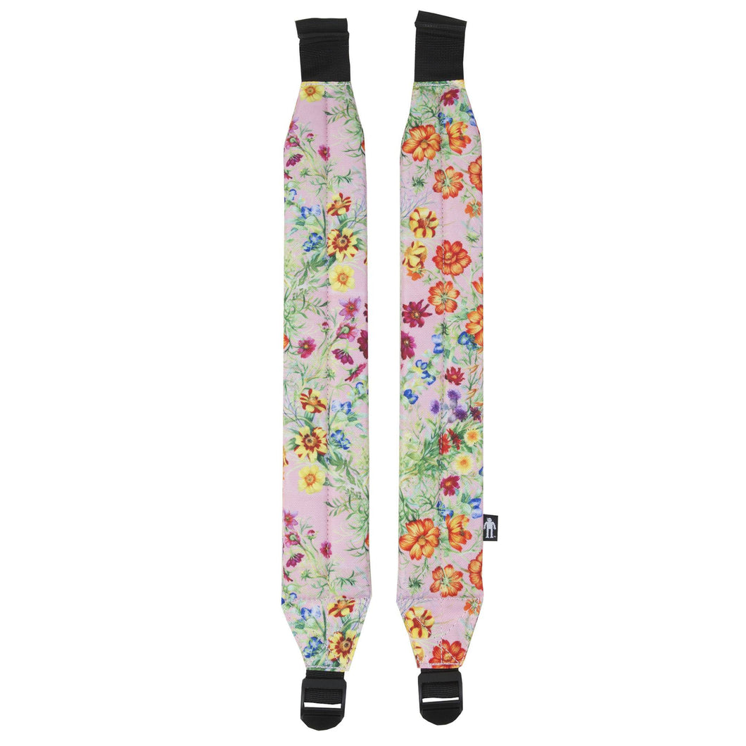 Acembly Wild Flower Straps, front view