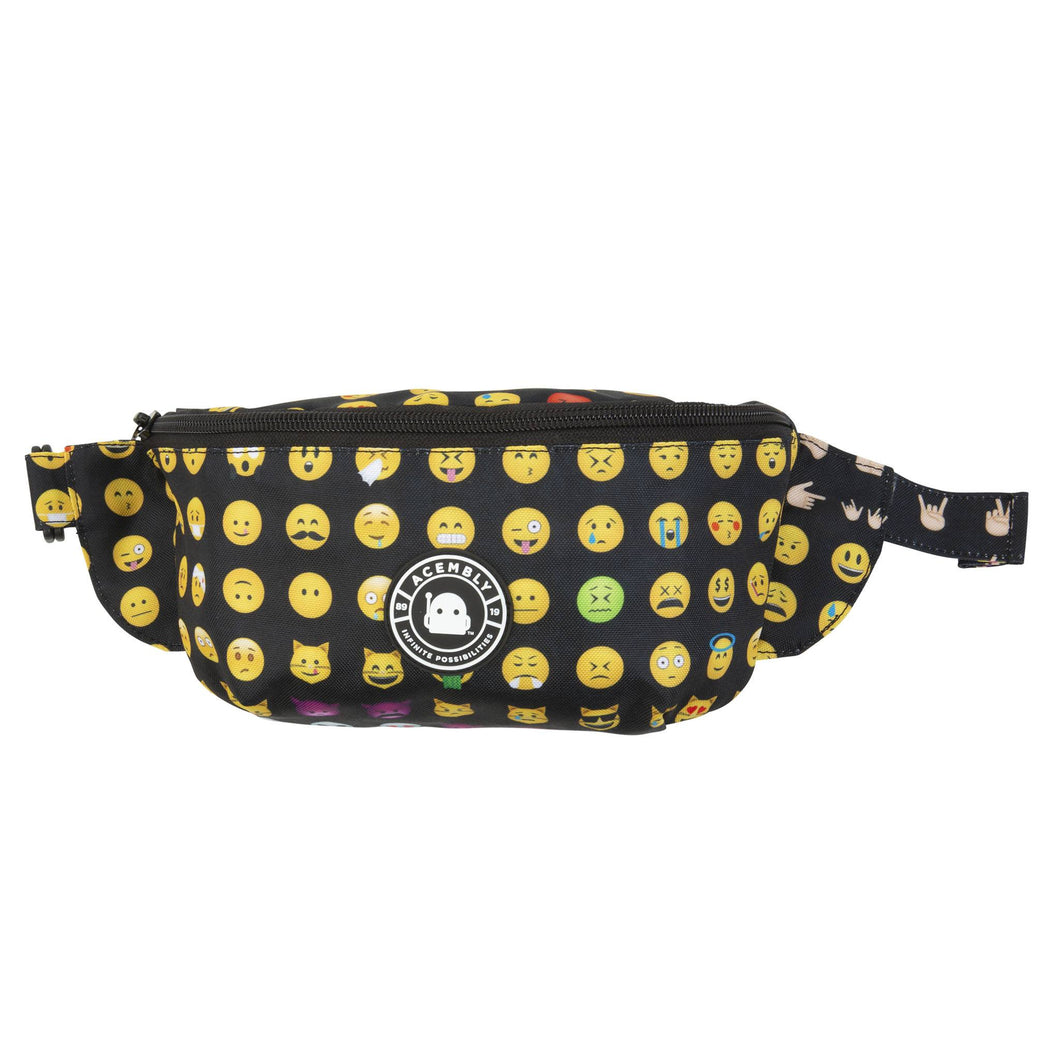 Acembly Emoji Waistpack, front view