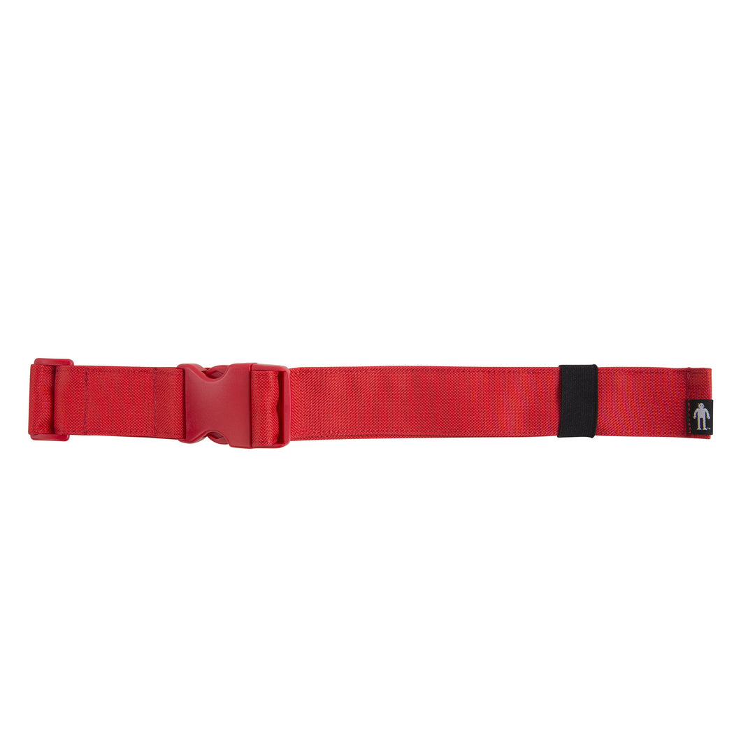 Acembly Red Waistpack Belt, front view