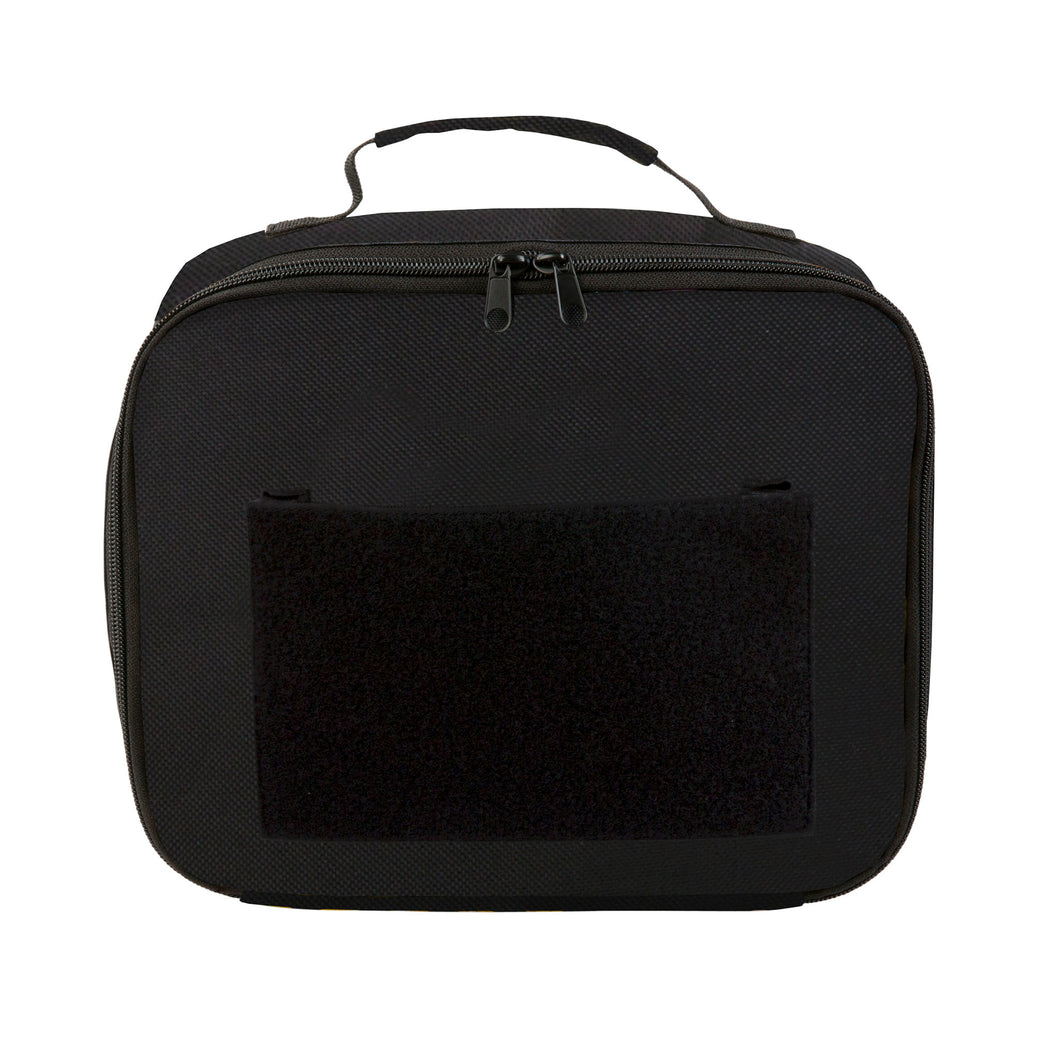 Acembly Black Lunch Box, front view
