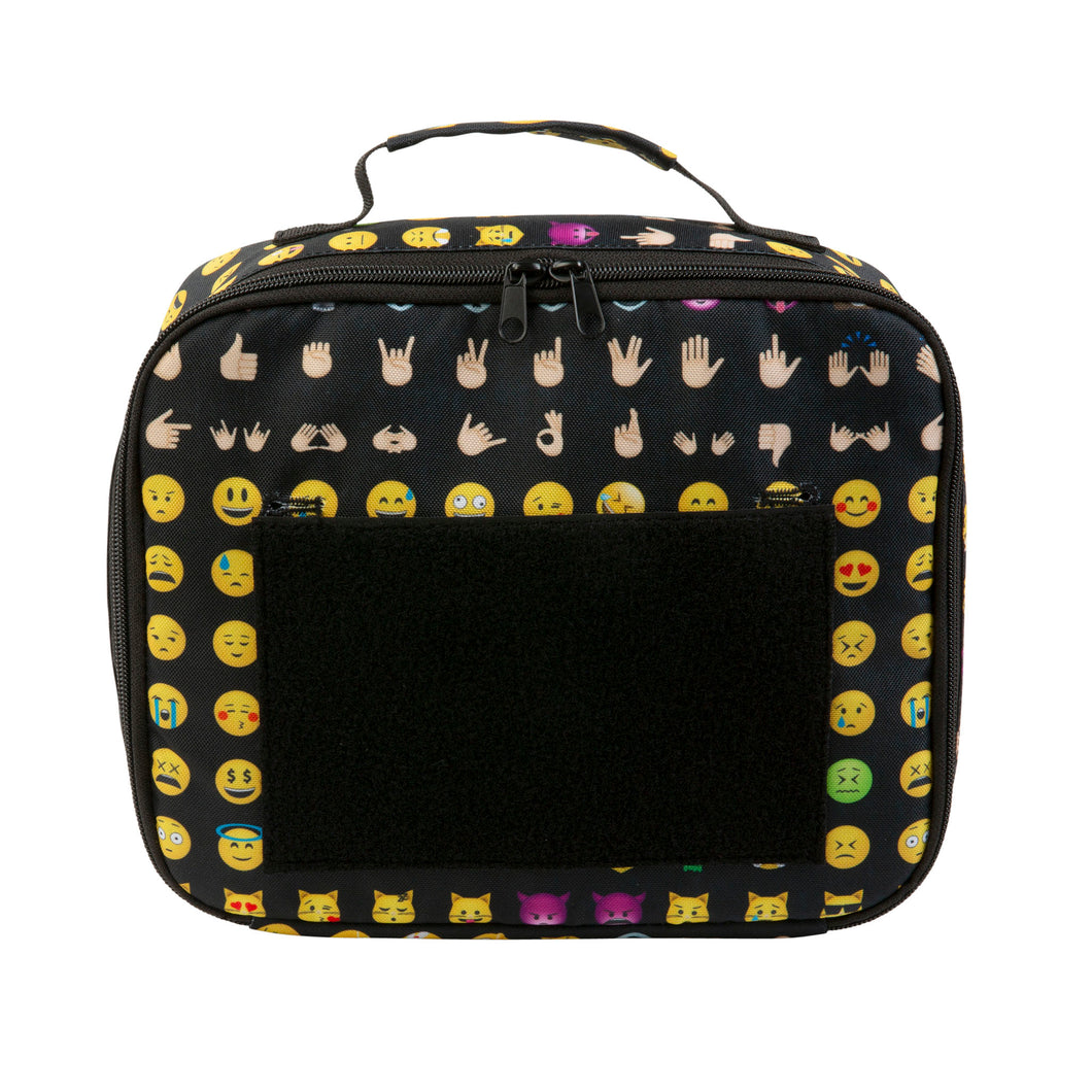 Acembly Emoji Lunch Box, front view