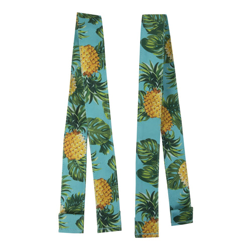 Acembly Pineapple Duffel Straps, front view