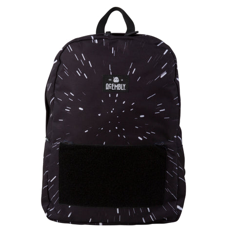 Acembly x Star Wars Hyperspace Bag, front view