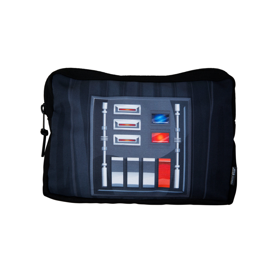 Acembly x Star Wars Darth Vader Backpack Pouch, front view