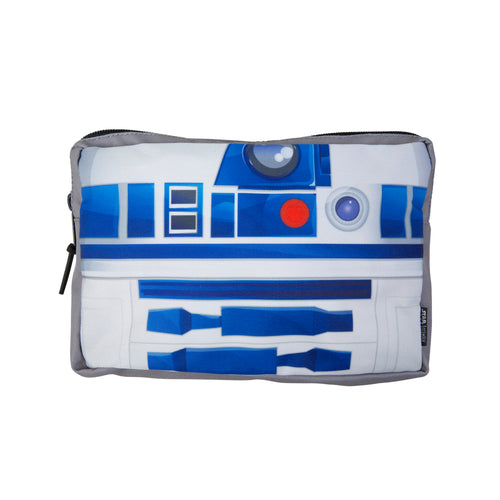 Acembly x Star Wars R2-D2 Backpack Pouch, front view