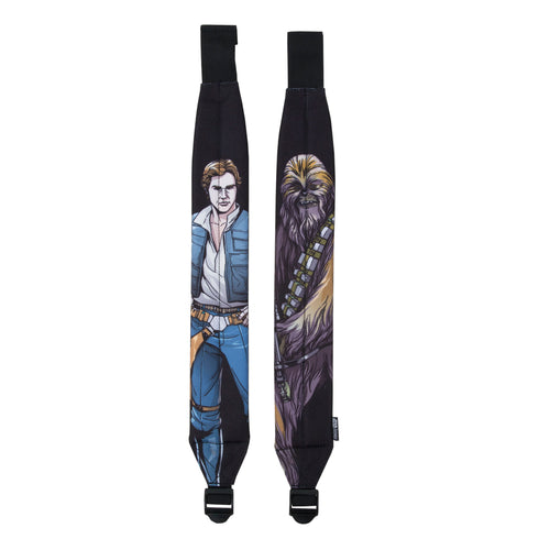 Acembly x Star Wars Han Solo Chewbacca Backpack Straps