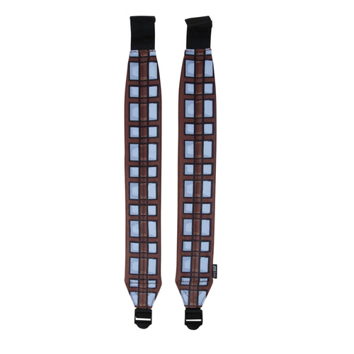 Acembly x Star Wars Bandolier Backpack Straps, front view