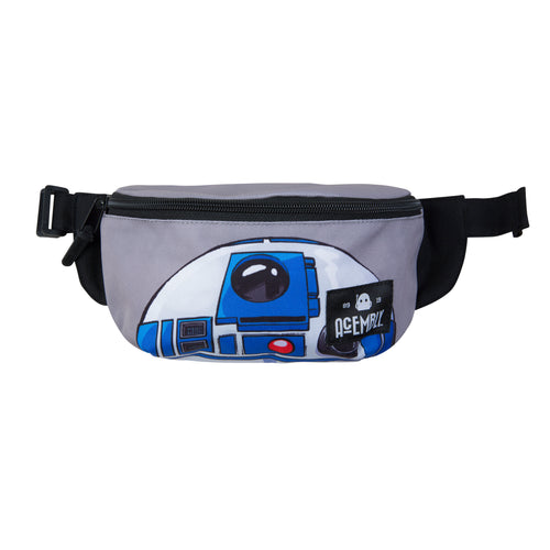 Acembly x Star Wars R2-D2 Waist Pack, front view