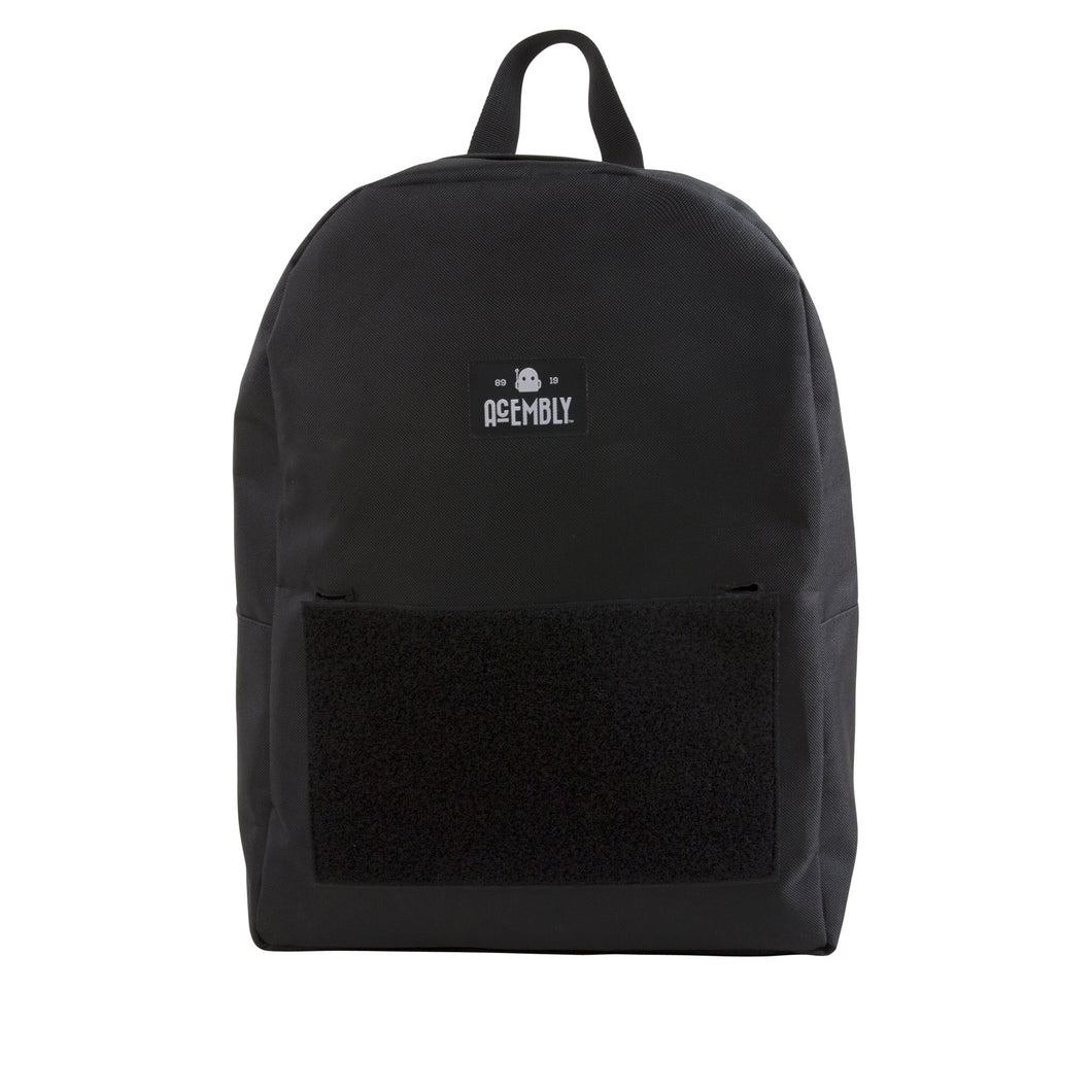 Acembly Black Bag, front view